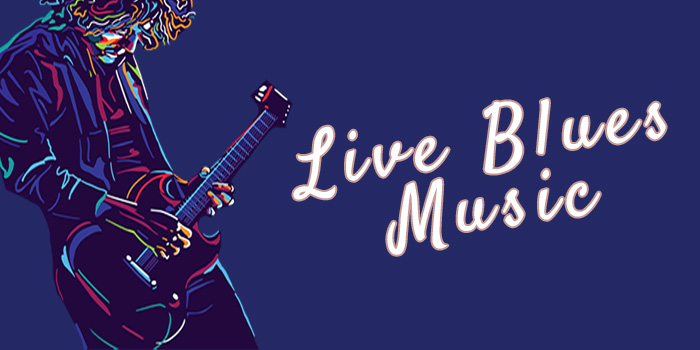 live blues music