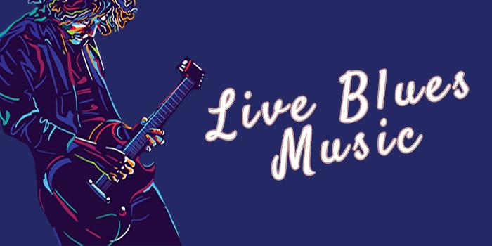 live blues music